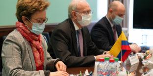 ЕАЭС и Колумбия договорились о расширении повестки сотрудничества в 2021 году