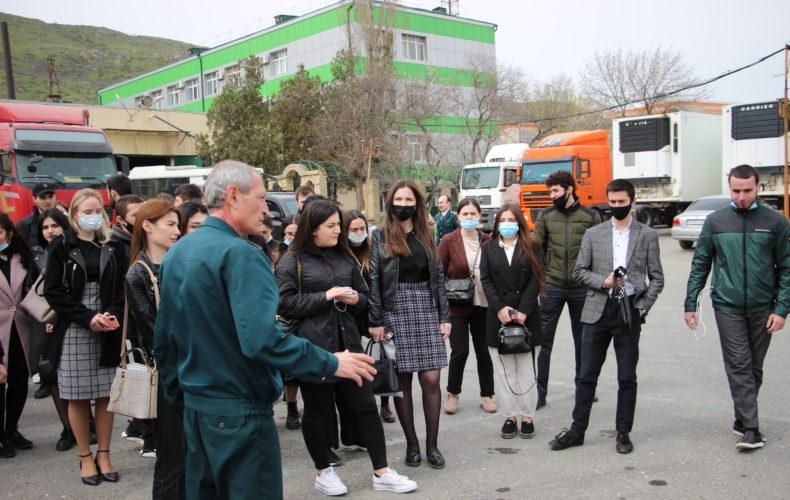 В Дагестанской таможне прошел день открытых дверей