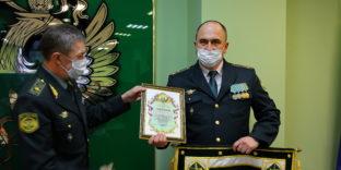 Успешная работа коллектива таможенного поста МАПП Советск отмечена руководством ФТС России
