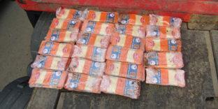 Кингисеппская таможня: 23 килограмма эстонского сыра были спрятаны от таможенного контроля
