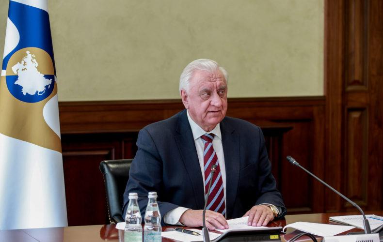 Михаил Мясникович: «Реализация идеи Большого Евразийского партнерства будет способствовать конструированию обновленной международной архитектуры взаимовыгодной кооперации»