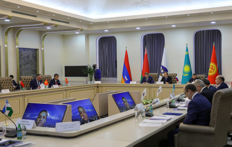 Артак Камалян: «ЕЭК считает необходимым наращивать темпы промышленной кооперации в ЕАЭС»