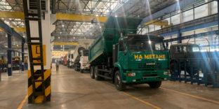 Артак Камалян посетил машиностроительные предприятия Узбекистана