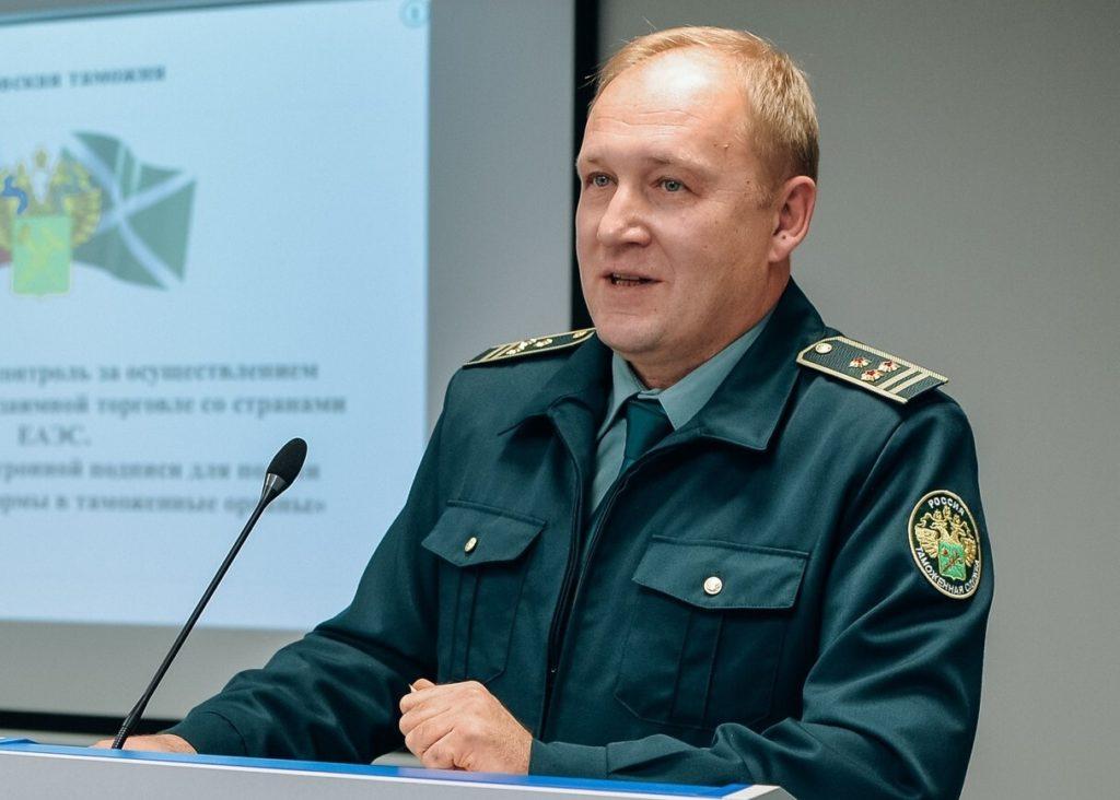 Приглашаем на встречу с начальником Мордовского таможенного поста