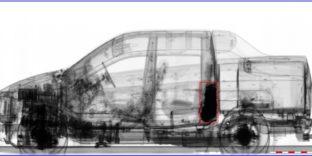 Незадекларированный лом цветных металлов выявили ростовские таможенники в тайнике автомобиля