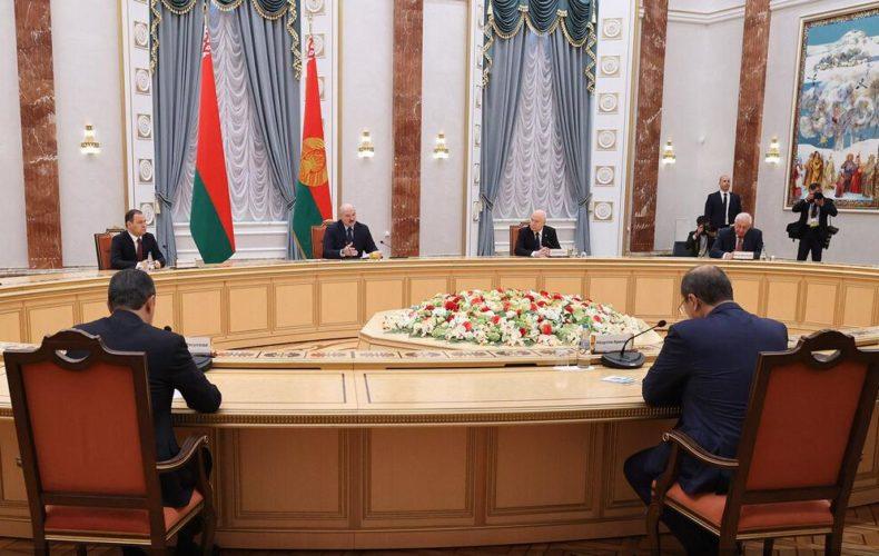 Михаил Мясникович принял участие в заседании Совета глав правительств СНГ