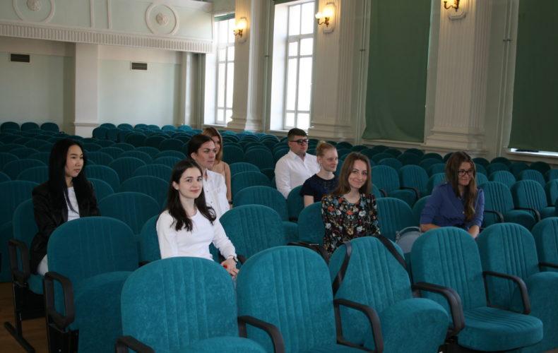 В ЦАТ состоялось заседание Молодежного совета