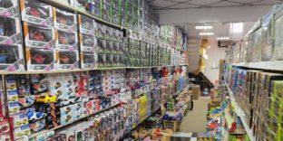 Поддельные игрушки и спортивную одежду изъяли на Ставрополье
