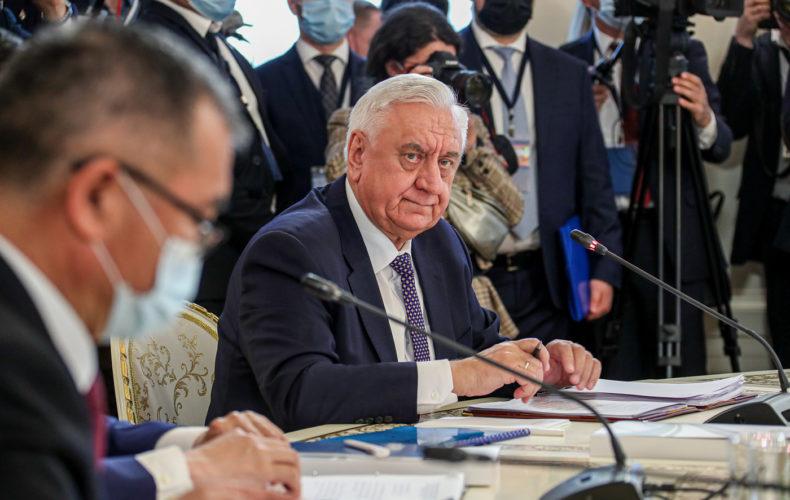 Михаил Мясникович об итогах заседания Межправсовета [+видео]
