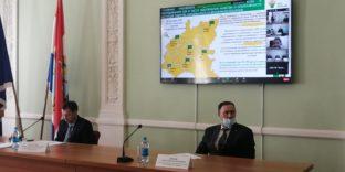 Самарская таможня провела встречу Консультативной рабочей группы по взаимодействию с участниками внешнеэкономической деятельности