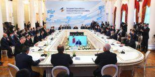 Главы правительств стран ЕАЭС обсудили ход реализации космической межгоспрограммы