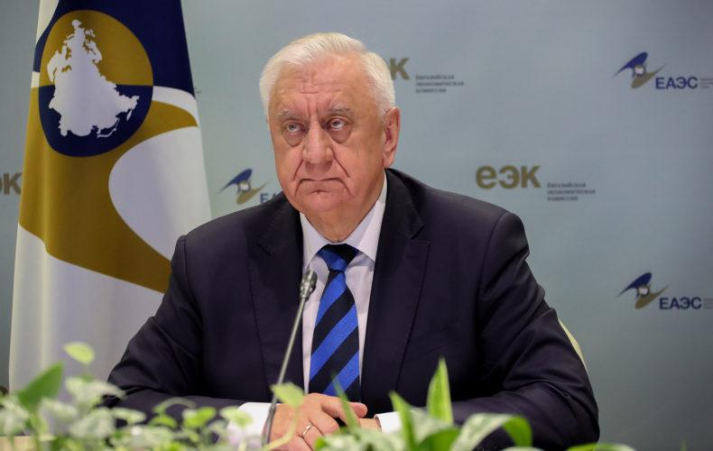 Михаил Мясникович – об итогах заседания Высшего Евразийского экономического совета
