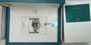Домодедовские таможенники задержали дорогостоящие швейцарские часы