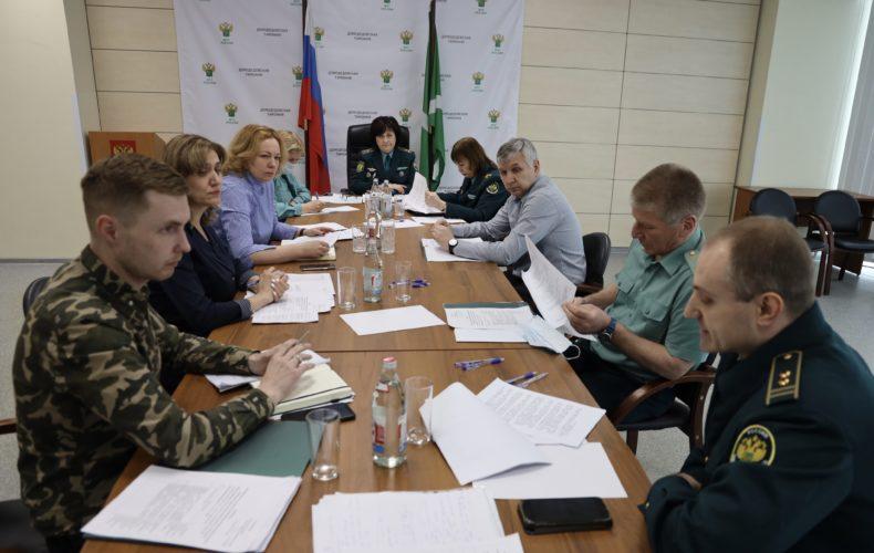 Домодедовская таможня провела рабочую встречу с руководством налоговой инспекции