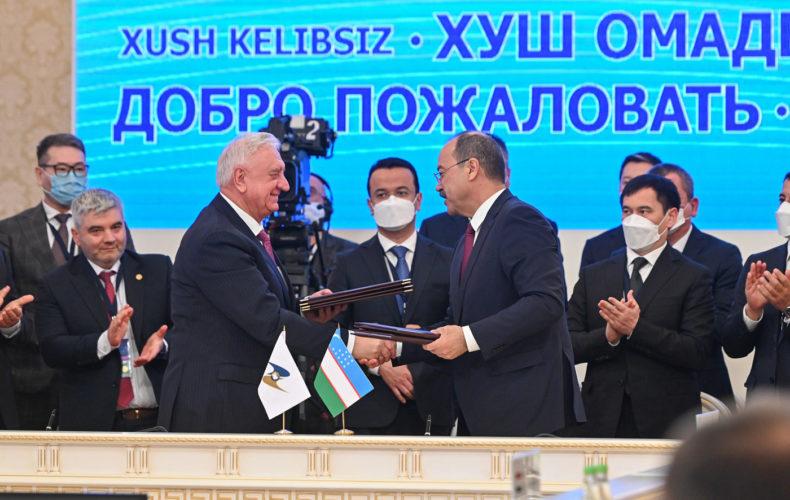 ЕЭК и Правительство Узбекистана подписали меморандум о взаимодействии