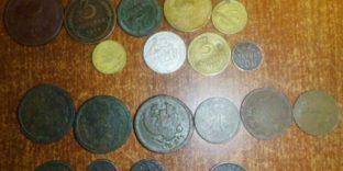 Сотрудники Ростовской таможни пресекли вывоз из страны коллекции старинных монет