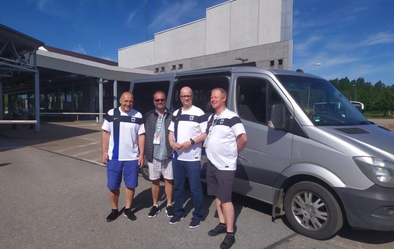 Выборгская таможня: оформление финских болельщиков проходит в штатном режиме