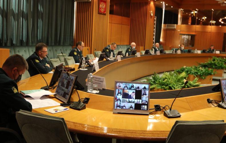 Коллегия ЦТУ обсудила вопросы взаимодействия Центральной электронной таможни с таможнями фактического контроля