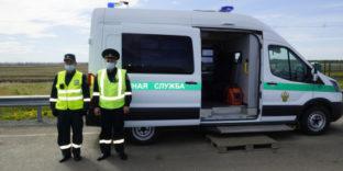 Более 3 тысяч тонн товаров, перемещаемых через границу с нарушениями, выявили мобильные группы Омской таможни