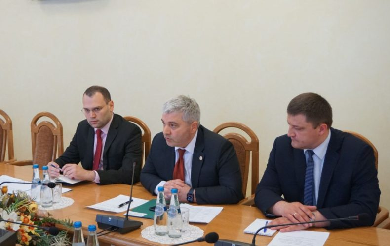 Артак Камалян обсудил вопросы продовольственной безопасности и развития промкооперации с членами Кабинета министров Беларуси