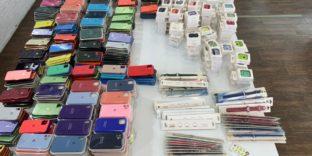 Минераловодские таможенники предотвратили ущерб компании Apple на 2,8 млн. рублей
