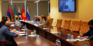 Андрей Слепнев: «ЕЭК готова взаимодействовать с ЕБРР по вопросам зеленой повестки и цифровой трансформации»