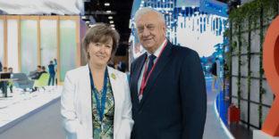 Михаил Мясникович провел ряд двусторонних деловых встреч и переговоров в рамках ПМЭФ
