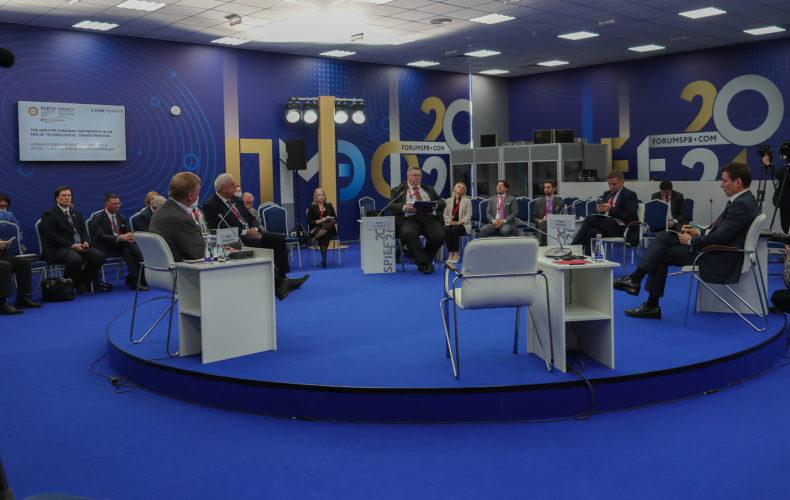 Михаил Мясникович предложил создать управляющую компанию для реализации инфраструктурных проектов в Большой Евразии