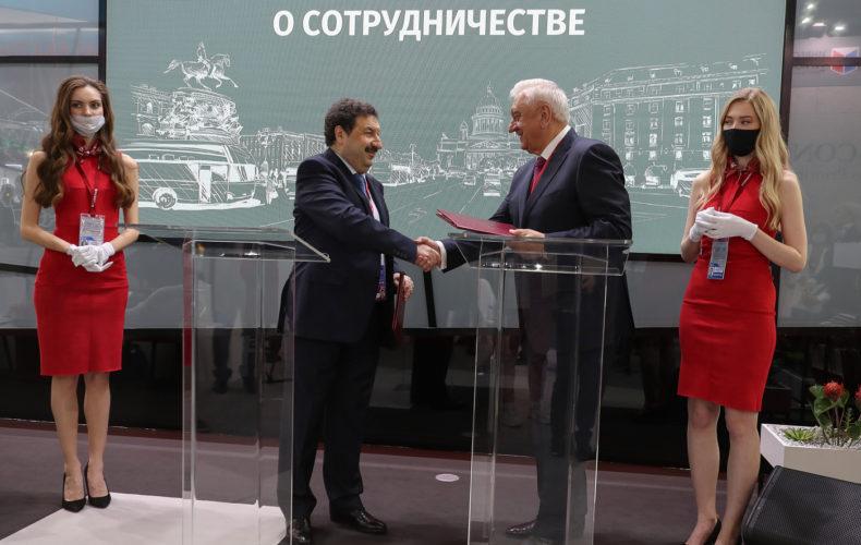 ЕЭК и РАНХиГС подписали программу сотрудничества на 2021–2022 годы в рамках ПМЭФ