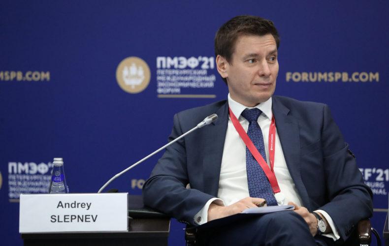 Андрей Слепнев: «ЕЭК рассмотрит вопрос взимания косвенных налогов во взаимной электронной торговле в ЕАЭС»