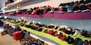 Более 1,5 тыс. пар обуви изъяли из незаконного оборота северокавказские таможенники