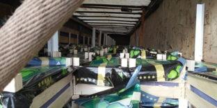 Смоленские таможенники задержали 40 тонн польских груш