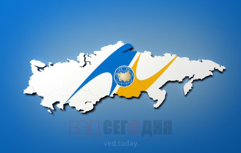 Евразийский экономический союз (Карта ЕАЭС)