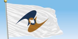Флаг ЕЭК (ЕАЭС)