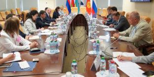 «Евразийский агроэкспресс» обеспечит ускоренную доставку железнодорожным транспортом сельхозпродукции из стран ЕАЭС в Китай