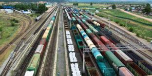 В регионе деятельности Бурятской таможни в три раза увеличился объем грузов, перевозимых из Китая в Европу через территорию России