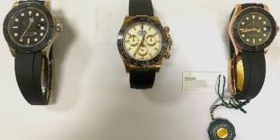 Незадекларированные часы стоимостью 5,8 млн рублей вновь обнаружили у пассажира в аэропорту Домодедово