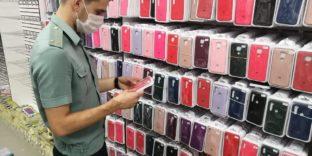 Таможенники Петербурга выявили рекордное в истории российского Apple количество контрафактных аксессуаров