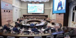 ЕЭК сотрудничает с Международным Координационным советом по трансъевразийским перевозкам в сфере реализации скоординированной транспортной политики ЕАЭС