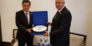 ЕЭК и ШОС совместно проработают пути совершенствования бесшовной транспортной связанности в Евразии