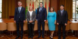 ЕЭК и Евразийская патентная организация обсудили взаимодействие по антимонопольному регулированию в сфере интеллектуальной собственности