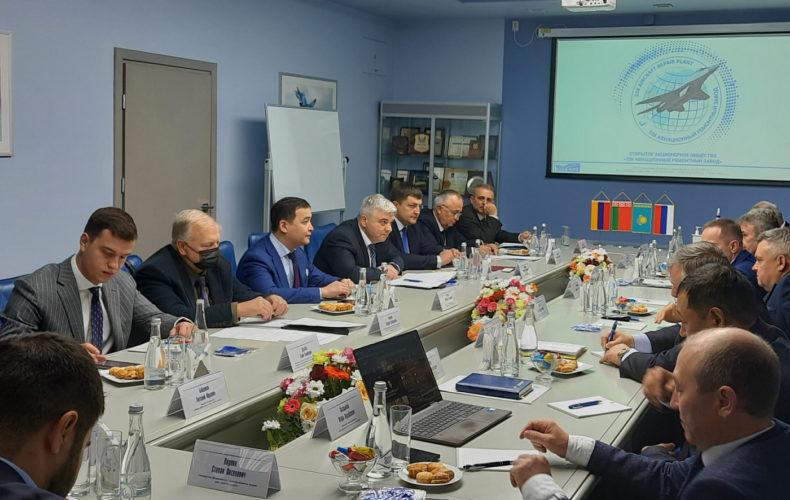 ЕЭК разработала рекомендацию по развитию кооперационного сотрудничества стран Союза в авиастроении