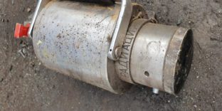 Владивостокские таможенники в партии металлолома обнаружили предмет с превышением радиационного фона в 200 раз