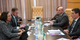 ЕЭК и Всемирный банк обсудили возможные направления сотрудничества в Центральной Азии