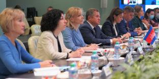 ЕЭК и Правительство Камбоджи подписали совместное заявление о расширении сотрудничества