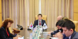 ЕАЭС и Республика Корея рассмотрят возможность взаимодействия в области климатической повестки
