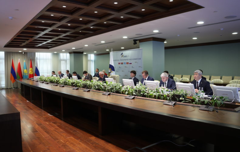 ЕАЭС изучит возможность активизации экспорта в рамках ЗСТ с Вьетнамом