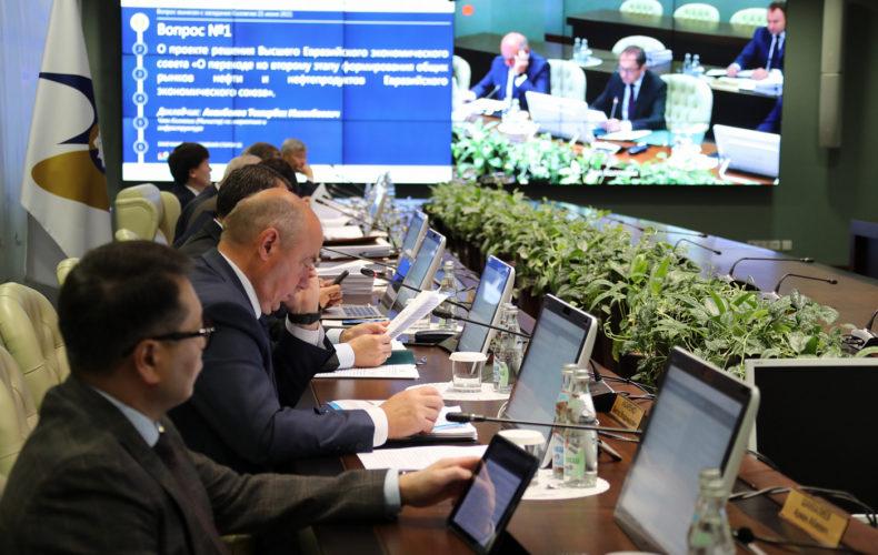В ЕАЭС приняты новые редакции трех техрегламентов в сфере железнодорожного транспорта