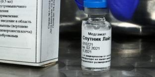 Российская однокомпонентная вакцина «Спутник Лайт» будет производиться в Армении