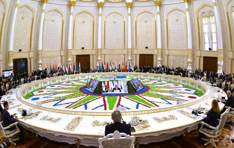 ЕЭК и Секретариат Шанхайской организации сотрудничества подписали меморандум о взаимопонимании в рамках юбилейного саммита ШОС